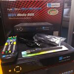 Jyazbox / Jynxbox Ultra HD V500 FTA Satellite Receiver with JB200 & WiFi