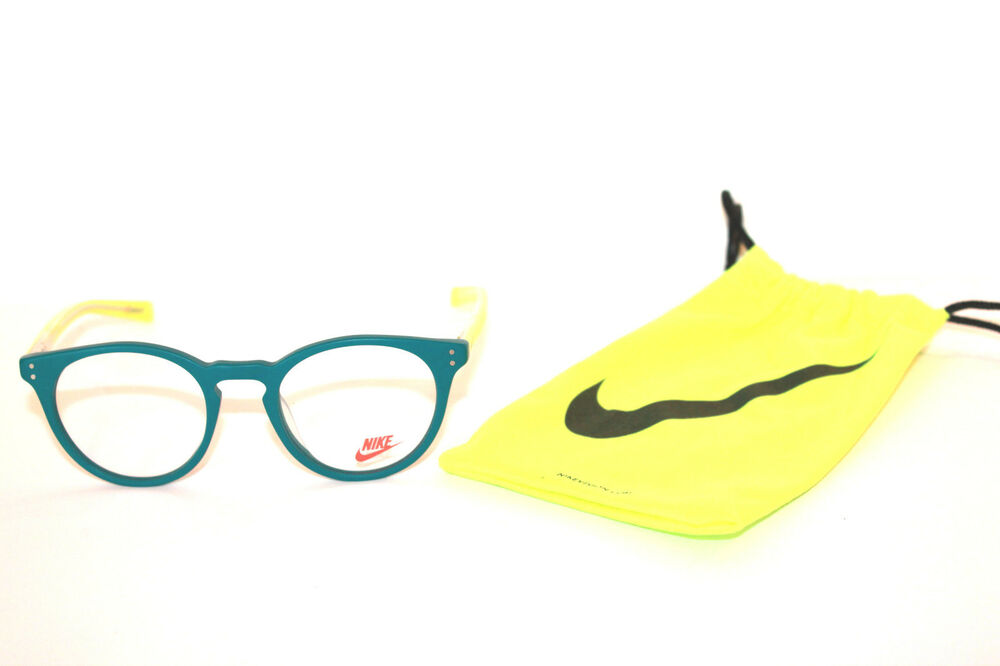 7c80978efa Details about NIKE Childrens frames 3KD Authentic and New Black and Green  Glow LAST ONE! Case