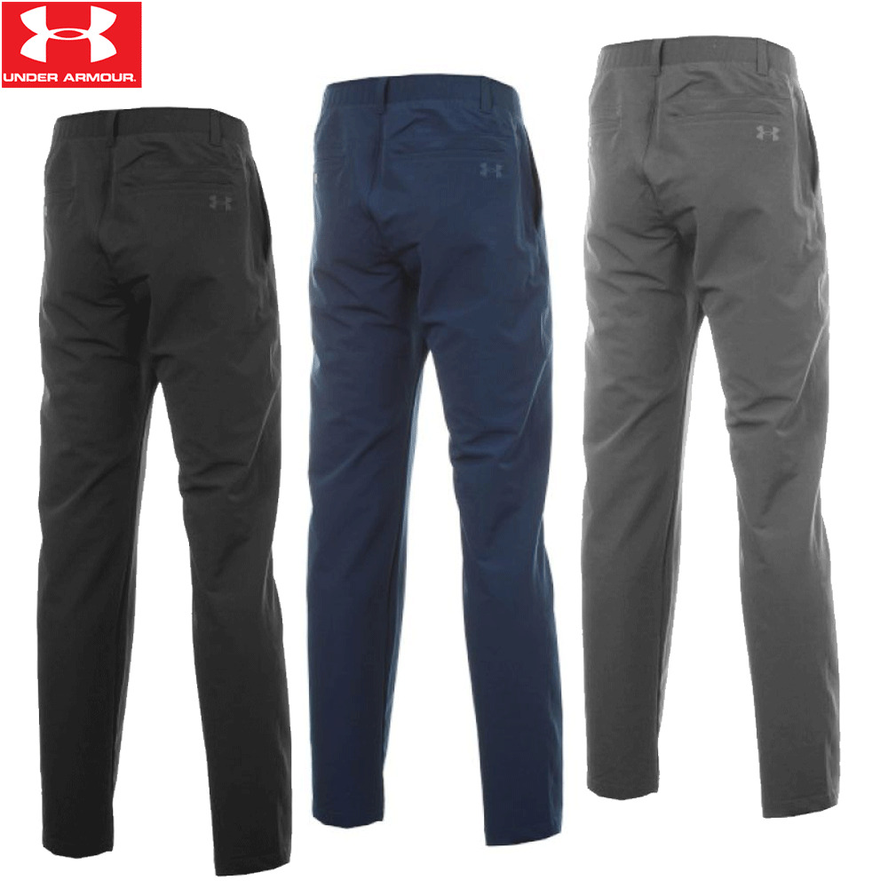5ee6627f7b652 UNDER ARMOUR SHOWDOWN MENS COLDGEAR® INFRARED THERMAL GOLF TROUSERS 2018  MODEL