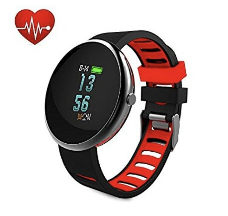 fitness tracker with heart rate monitor brand new never used ebay. Black Bedroom Furniture Sets. Home Design Ideas