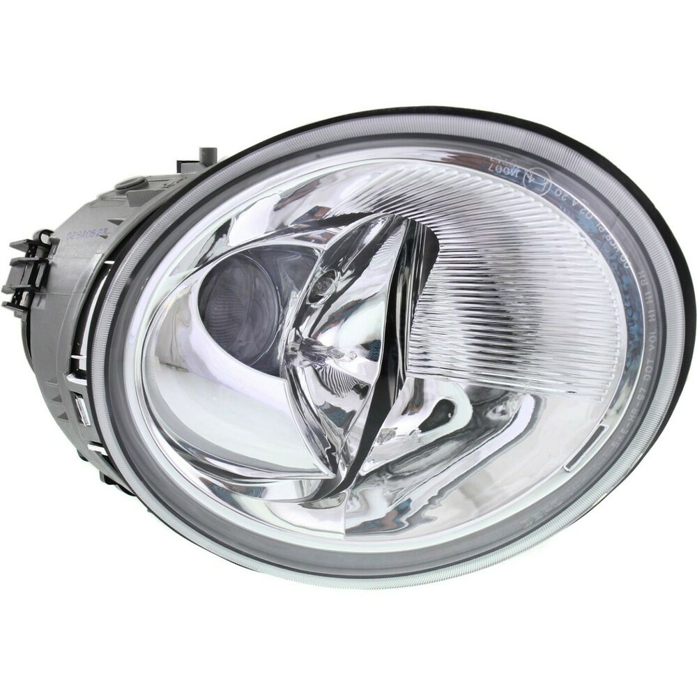 Details About Headlight For 2002 2003 2004 Volkswagen Beetle Turbo S Model Right With Bulb
