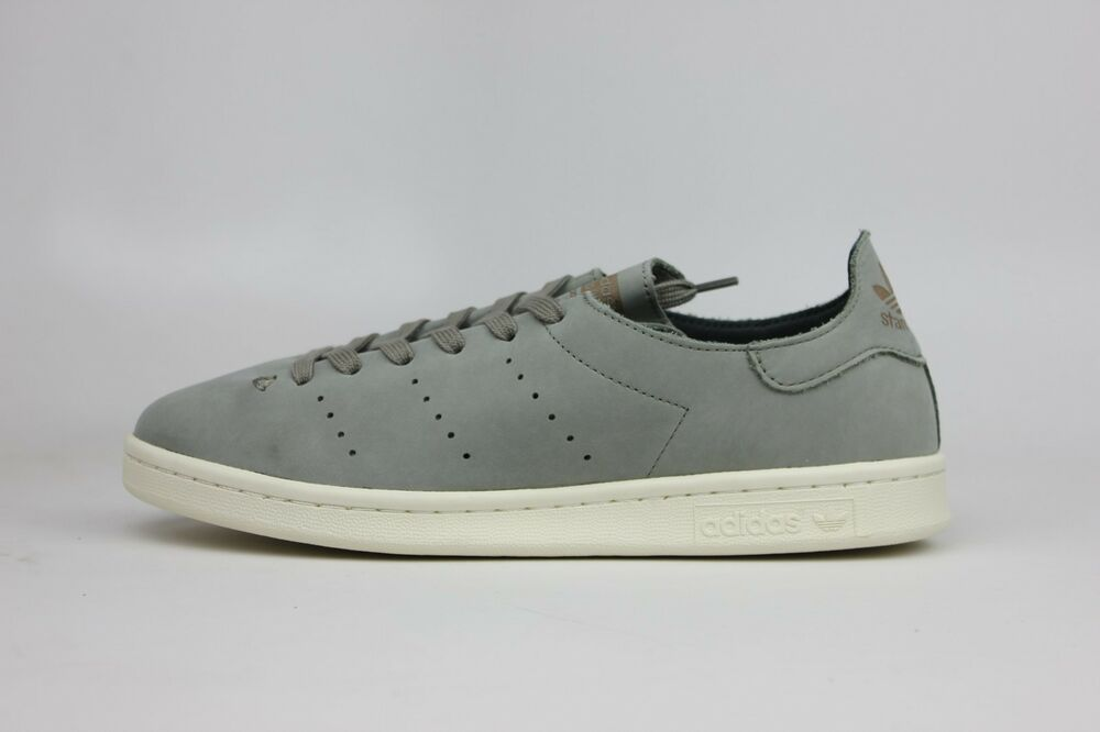 outlet store 43feb 9f4c0 Details about ADIDAS ORIGINALS STAN SMITH LEA SOCK TRACE CARGO OFF WHITE  MENS SNEAKERS BB0007