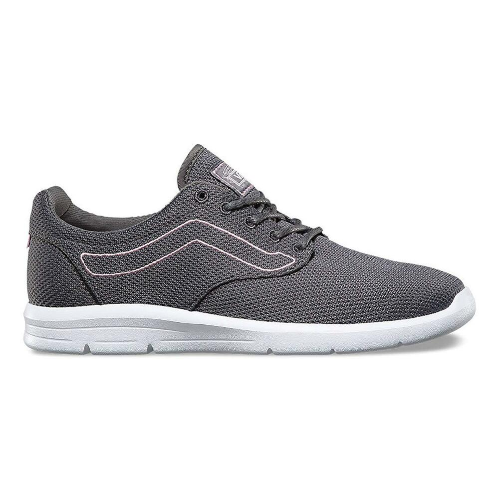 def5c4506d Details about VANS ISO 1.5 (Mesh) Pewter Ballerina UltraCush Mens Skate  Shoes Size 8