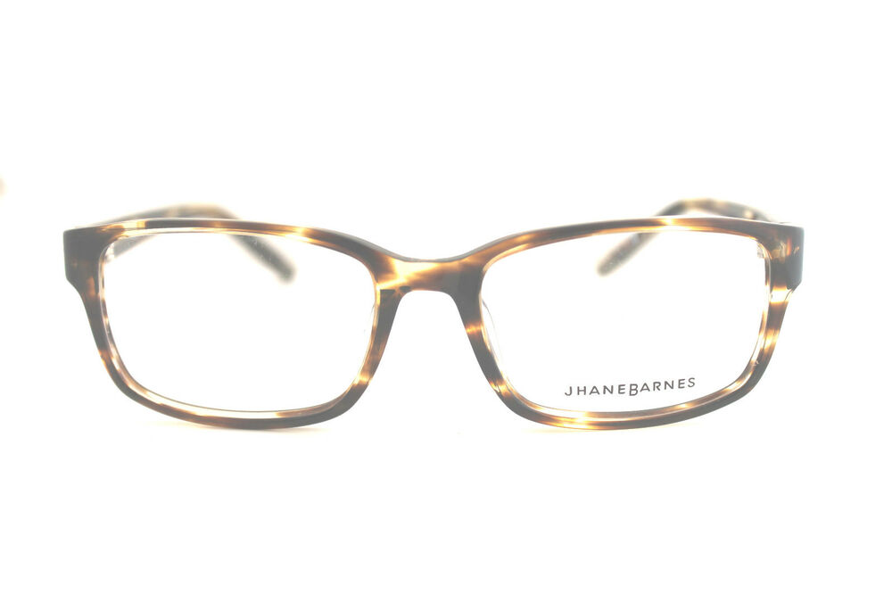 0ba49ab32a62 Details about Jhane Barnes Rx Eyeglasses Calculate 54 18 145 Gray Tortoise  Frames