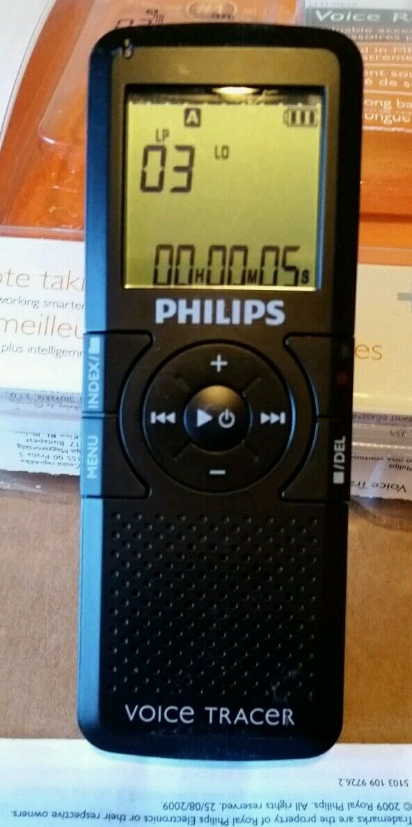 Philips LFH0622/00 Digital Recorder Driver