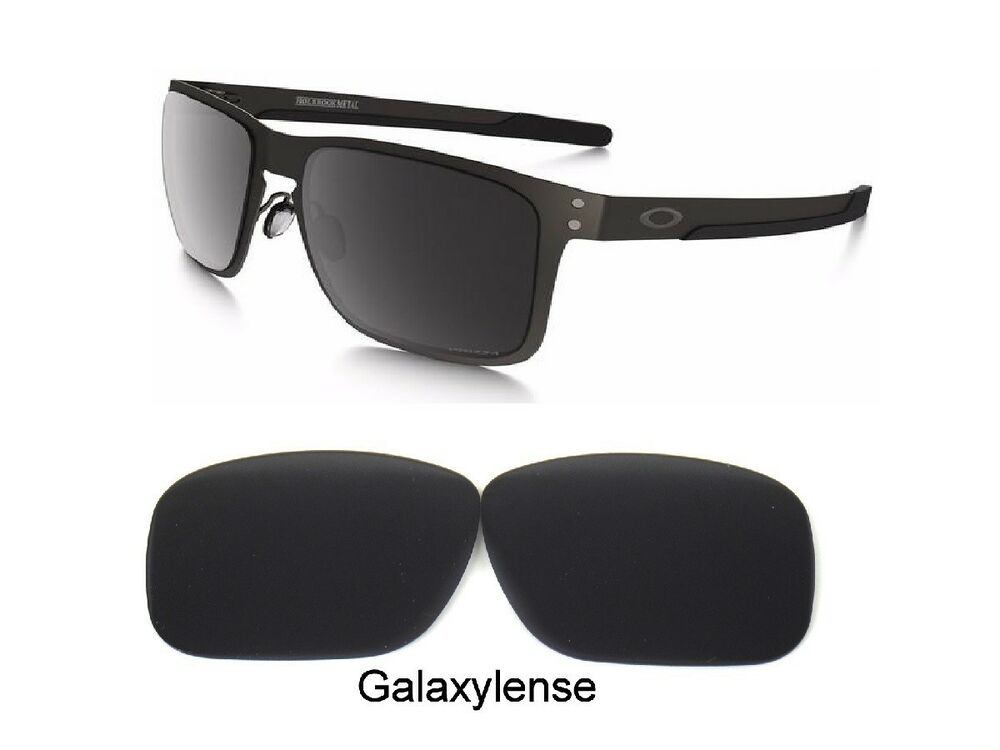 273bef71a3 Details about Galaxy Replacement Lenses For Oakley Holbrook Metal (Not  Regular Holbrook) Black