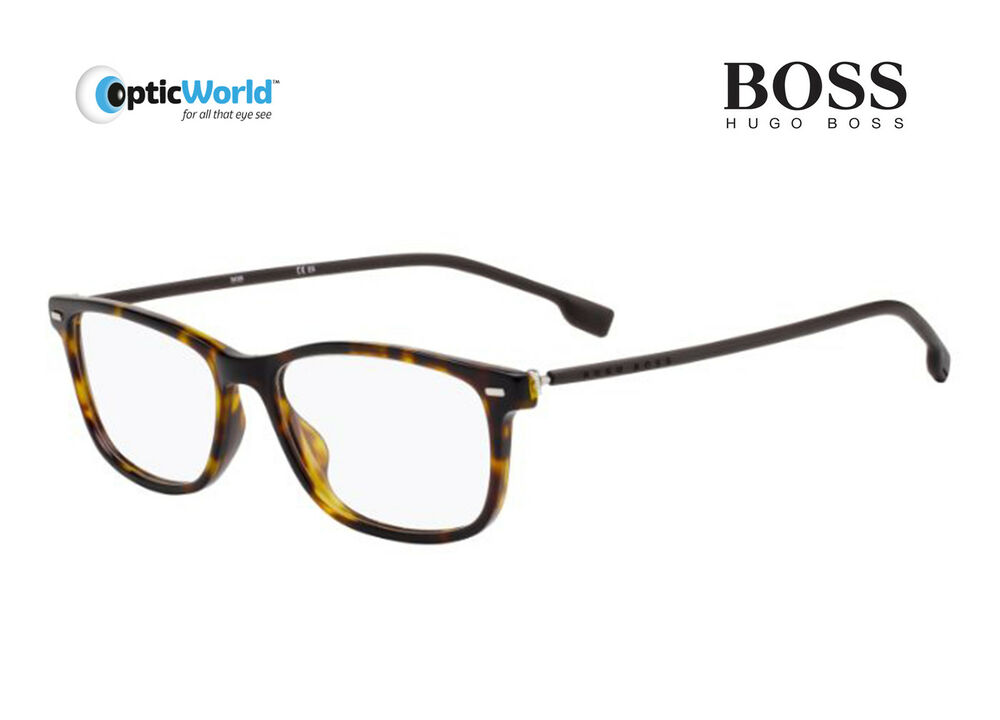 48882a5f41a Details about HUGO BOSS - BOSS 1012 Designer Spectacle Frames with Case (All  Colours)