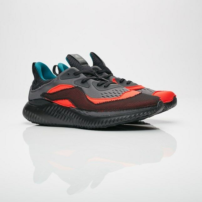 0ca5e755b3a44 Details about Adidas Alphabounce Kolors Red Black Blue Gray AC7019  150 Buy  It Now!!!