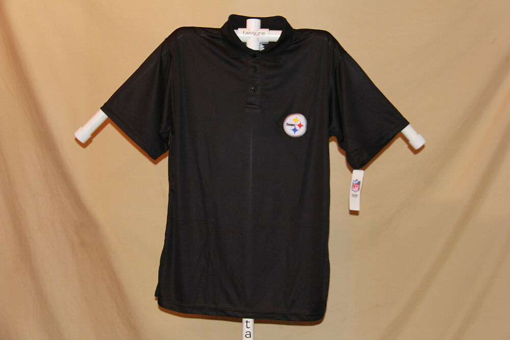 Details about PITTSBURGH STEELERS NFL Team Apparel BIG   TALL POLO SHIRT  size XLT NWT bfd227a00
