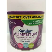 Similac Expert Care Alimentum Hypoallergenic Infant Formula with Iron 19.8 Ounce