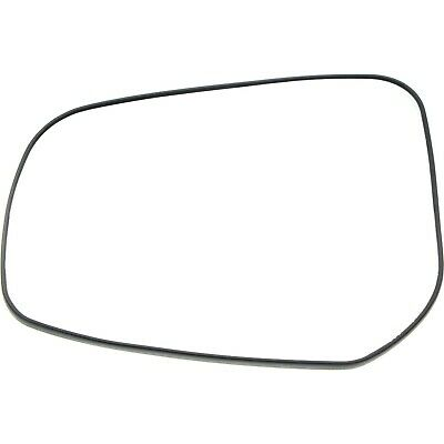 New Mirror Glass Driver Left Side LH Hand 7632B325 for Mitsubishi Lancer 15-17