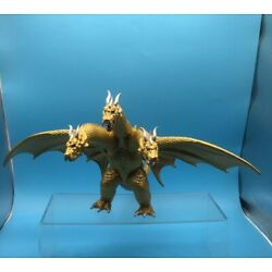 Kyпить Godzilla Movie King of the Monster Ghidorah 3 Head Gold Dragon Toy Action Figure на еВаy.соm