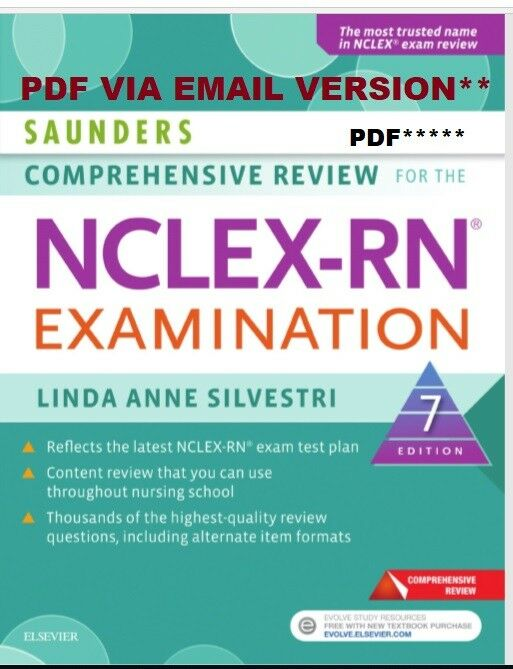 Saunders Nclex Review 5th Edition Pdf