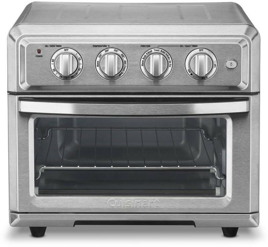 Cuisinart Air Fryer Toaster Oven Brushed Stainless