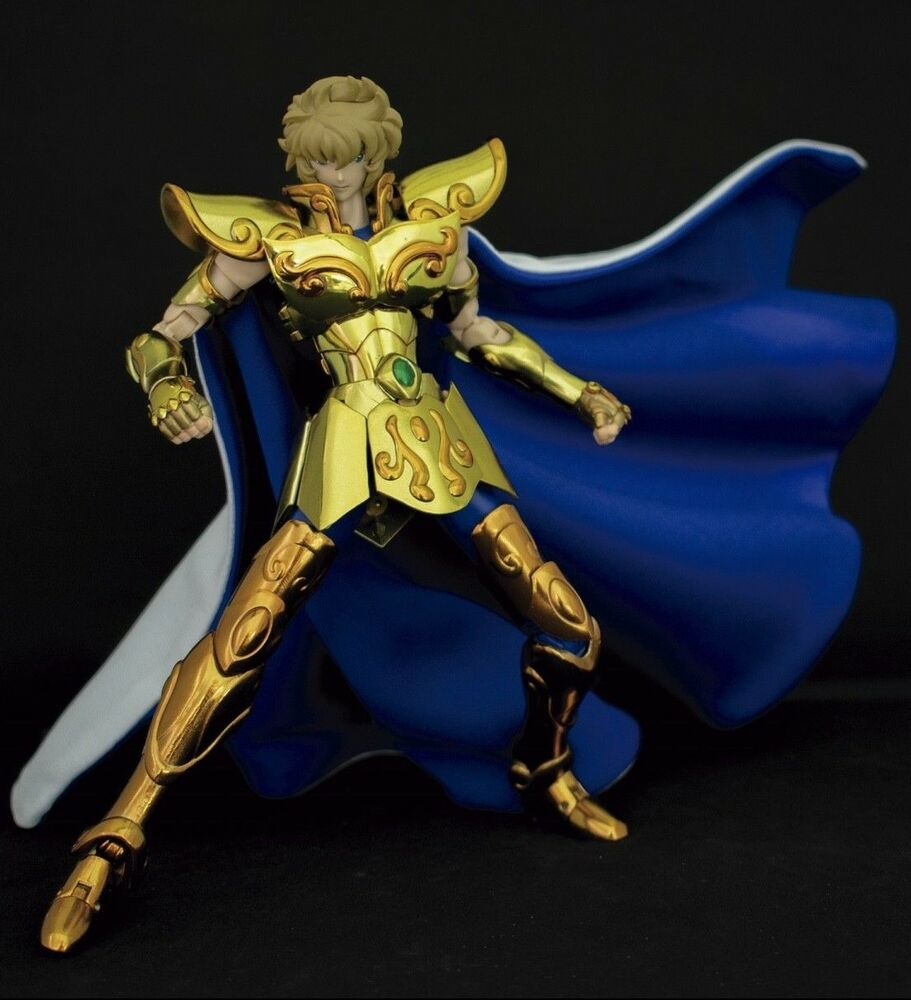 12 BLUE CAPS PACK FOR GOLDEN SAINTS MYTH CLOTH SAINT SEIYA