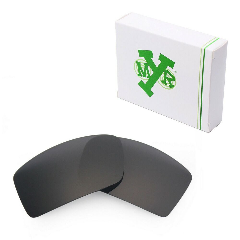 828c2ddb5f Details about Mryok Polarized Replacement Lens for-Oakley Gascan Small  Sunglass Stealth Black