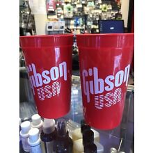 Authentic Gibson Gear Cups