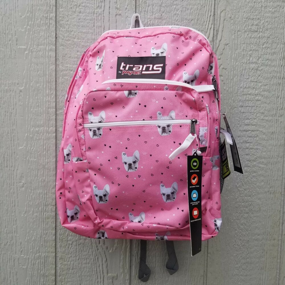 Trans By Jansport 17 Supermax Backpack - Swiss Paralympic