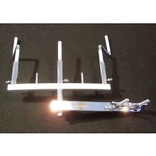 Drums Percussion 3-post w/ Z-rods mount / clamp for cowbells blocks tambourines