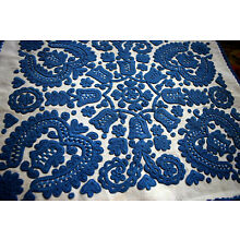 Antique Traditional Hungarian Hand Embroidered TOROCKO Linen Pillow Case