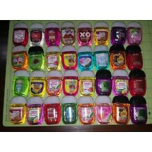 BATH & BODY WORKS POCKETBAC ANTI BACTERIAL HAND GEL SANITIZER Assorted Scents