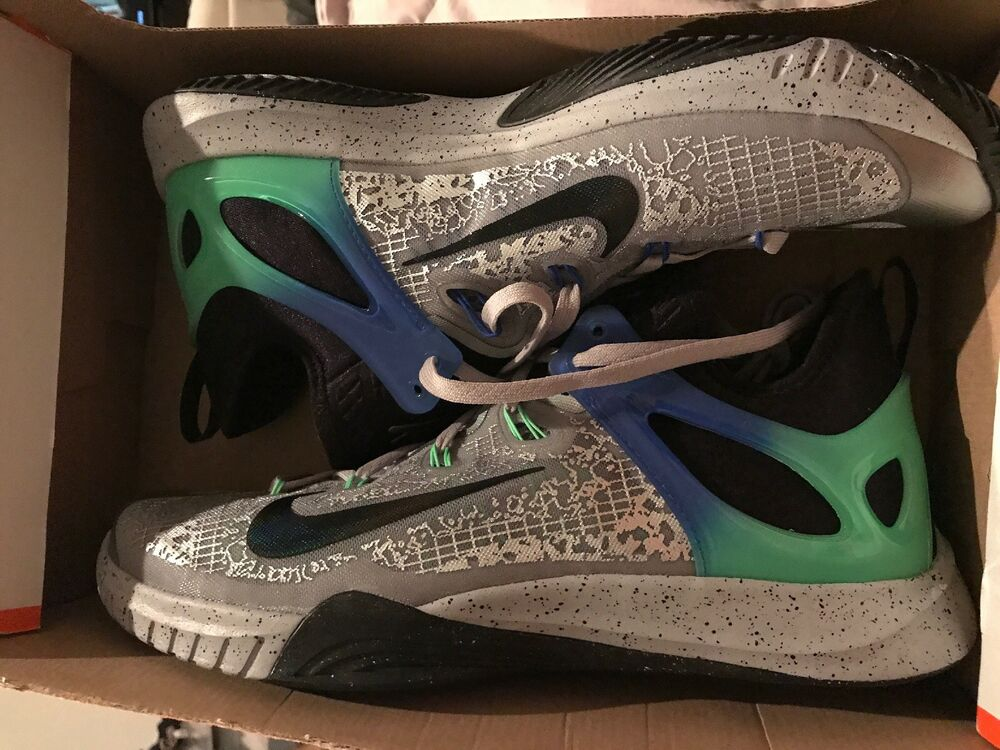 f4038c20a3b3 Details about New Nike Mens Zoom HyperRev 2015 All Star Basketball Shoes  744700-903 Size 14