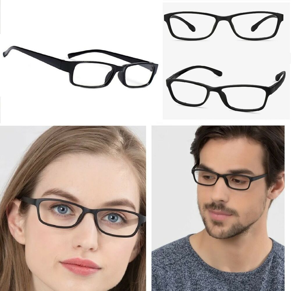 a2d98c2d6205 Details about fake retro vintage glasses clear lens square frame geek  cosplay party men women jpg