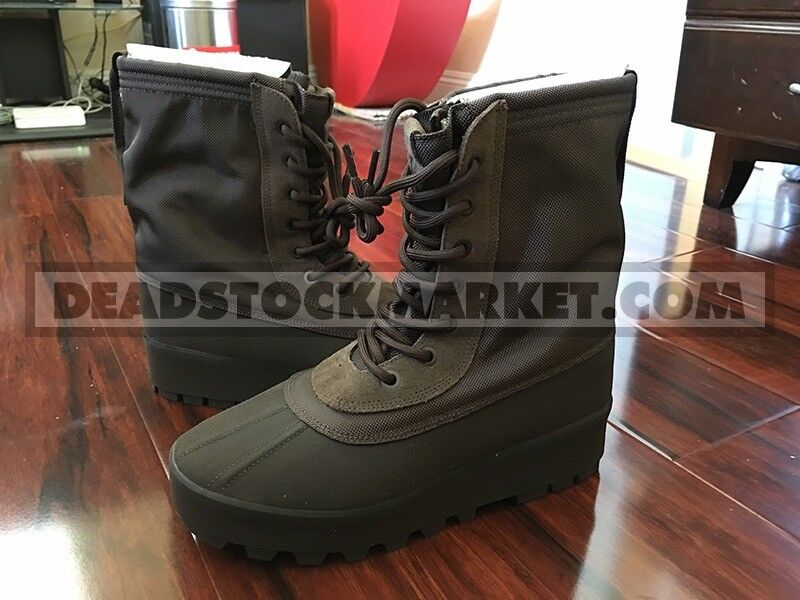 504254dd412f ADIDAS YEEZY 950 M CHOCOLATE 11.5 US 350 750 TURTLE DOVE MOONROCK PIRATE  BOOST