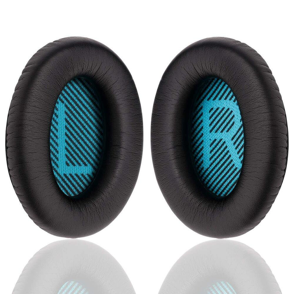 114fb6c267d Details about Quiet Comfort Ear Pad Replacement QC2 QC15 QC25 QC35 AE 2 2i  2w Black for BOSE