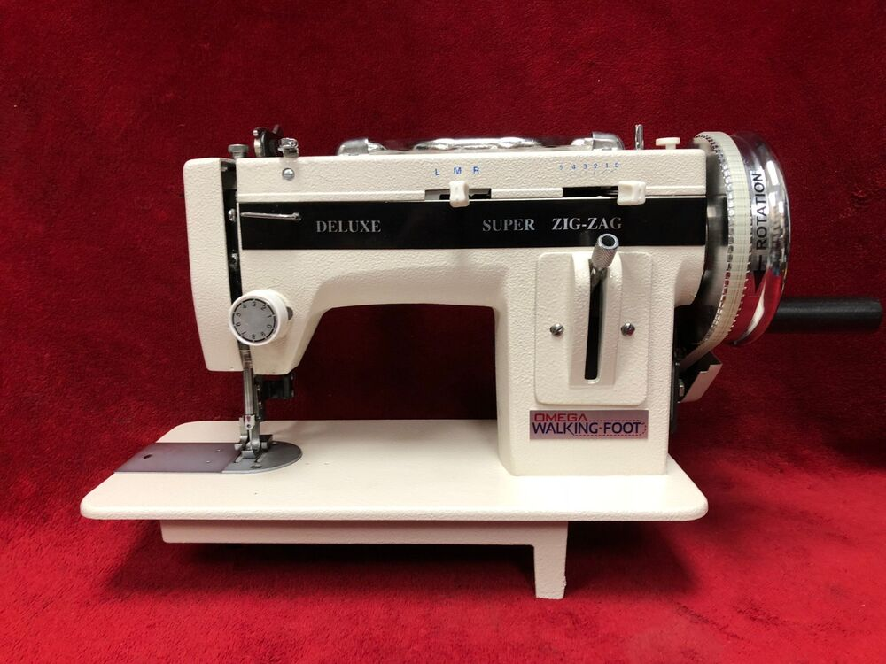 INDUSTRIAL STRENGTH Sewing Machine HEAVY DUTY UPHOLSTERY ...