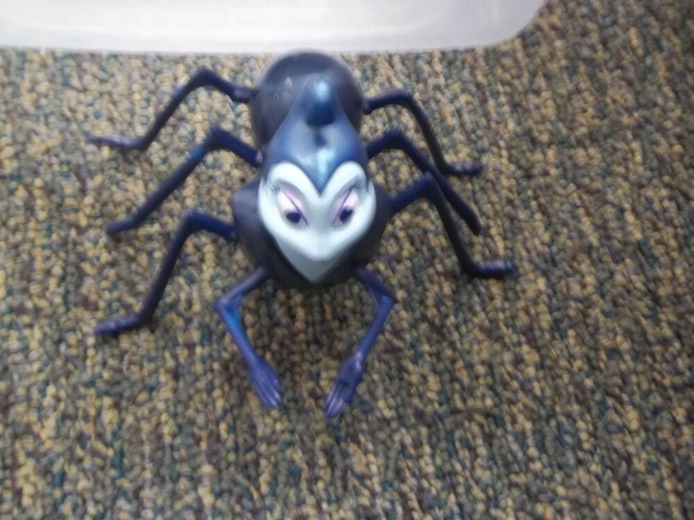 This is a graphic of Clever Spider From Bugs Life