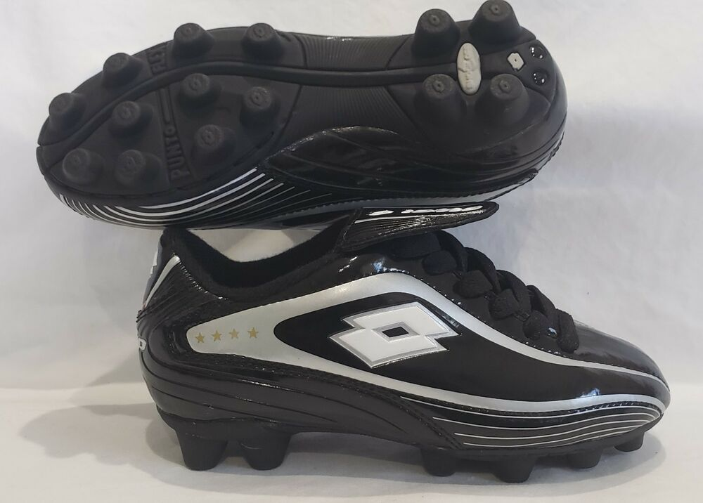 2ee03b32c30b Details about YOUTH SOCCER futbol shoes CLEATS LOTTO PUNTA JR FG New in Box