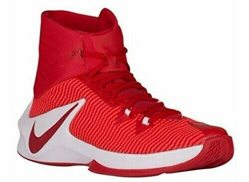 new concept 124af 9c2fc Details about  NEW  Men s Sz 13 Nike Zoom Clear Out UNIVERSITY RED UNIV RED  CRIMSON 844372-666