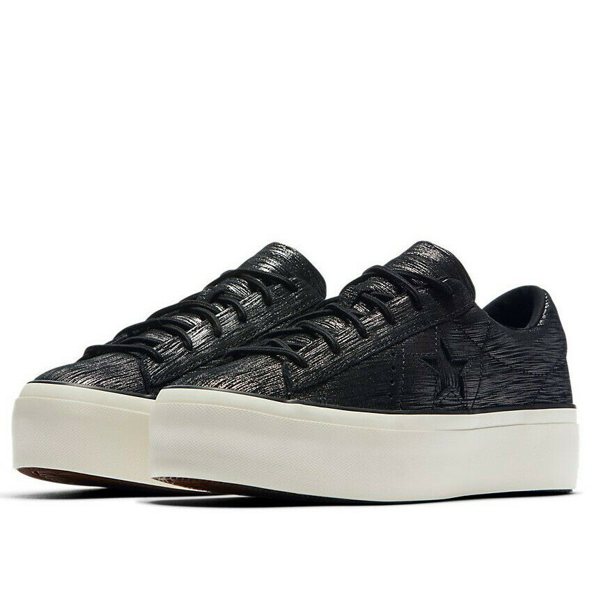 41500d07280879 Details about Converse One Star Platform OX SHOES Women s SIZE 9  115  561769C