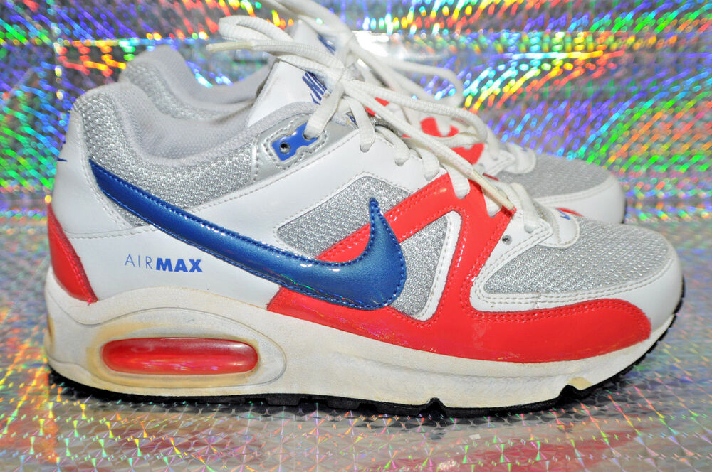 competitive price 8c290 cf1f3 Details about Nike Air Max Command (GS) Youth Size us 6Y Pre-owned   Women  7