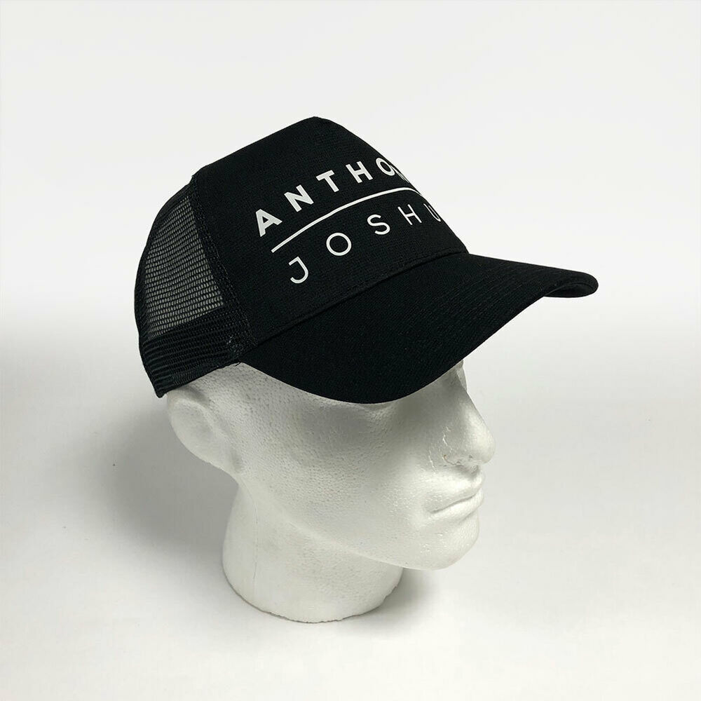 484aac3eb9a46 Details about Anthony Joshua Hat AJ Boxing World Champion Trucker Cap (One  Size)