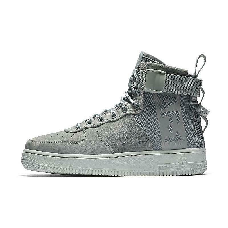 new concept 56742 5b203 Details about WMNS AIR FORCE 1 MID AA3966-006 LIGHT PUMICE LIGHT PUMICE  DEADSTOCK BRAND NEW