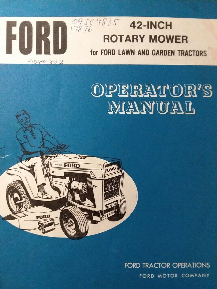 Business, Office & Industrial Massey Ferguson 65-7 Rotary Cutter Parts Book Agriculture/farming