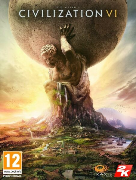 [Versione Digitale Steam] PC/MAC Sid Meier's Civilization VI [6] Invio Key email
