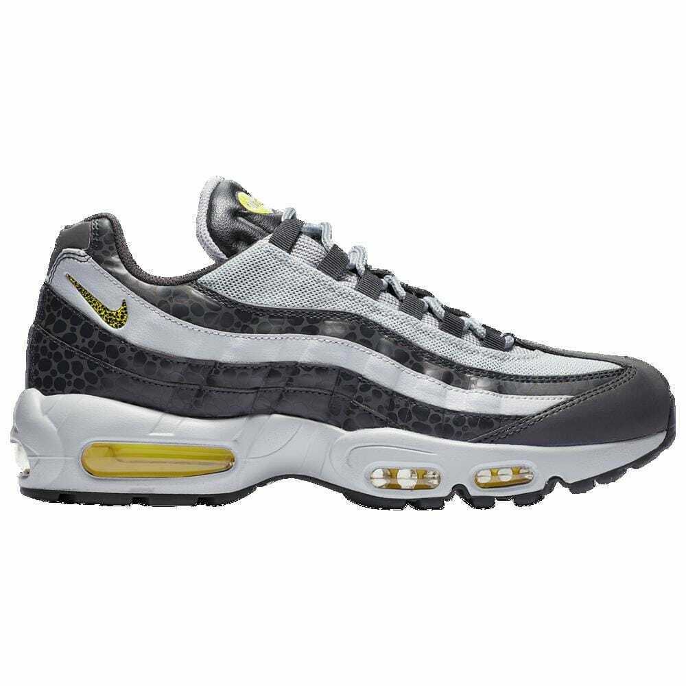newest bdc9b ef1f1 Details about Nike Air Max 95 Off Noir Dynamic Yellow Atmosphere Grey   SE  Men s Q6523001