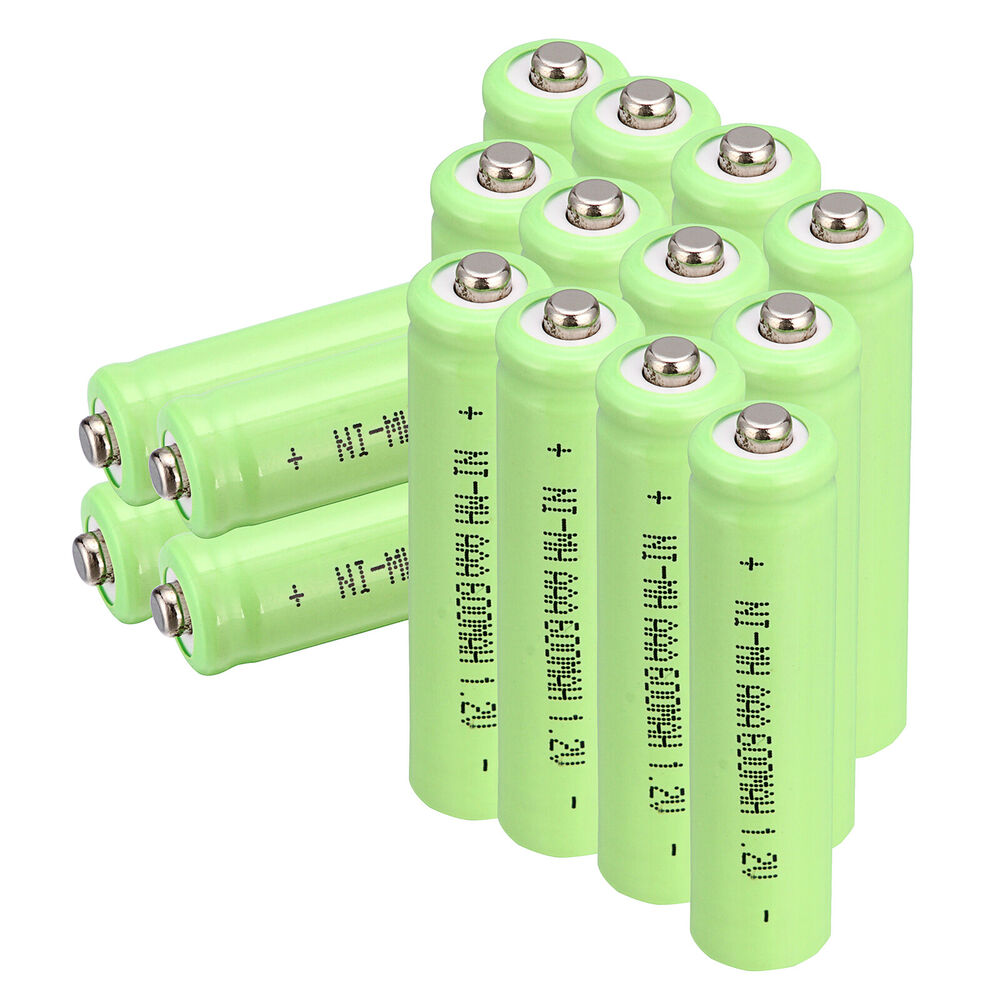 3a 12v Ni Mh 600mah Aaa Rechargeable Battery For Car Toys