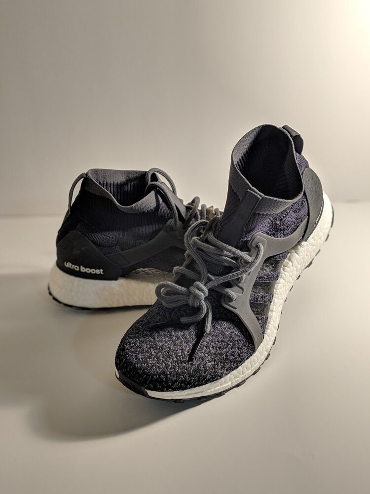 fa4e881dce004 Details about Adidas Women s Ultra Boost X All Terrain Size 9.5 Running  Shoes Carbon BY8925