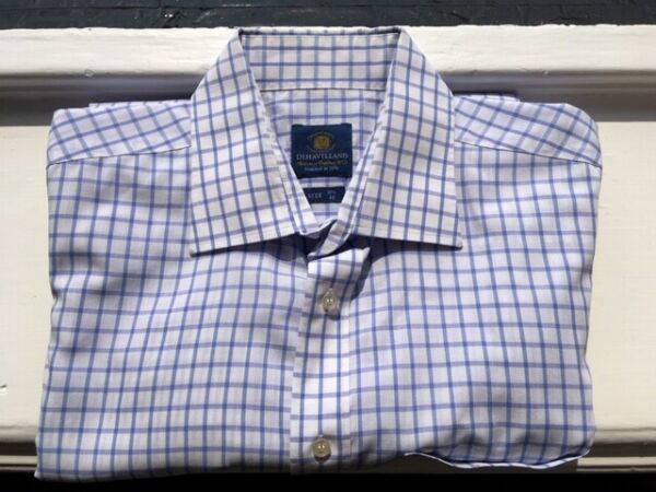 Dehavilland men's shirt 16.5 / 42