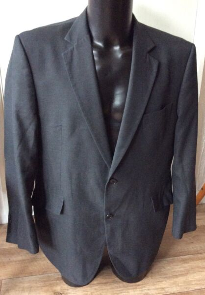 dehavilland grey jacket size 44
