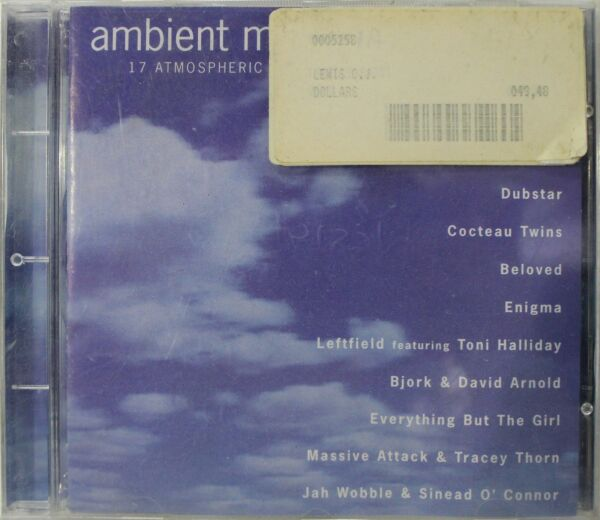 Ambient moods: 17 Atmospheric moods