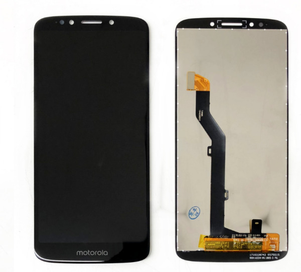 Replacement For Motorola Moto G6 Play XT1922 Touch Digitizer LCD Assembly Black