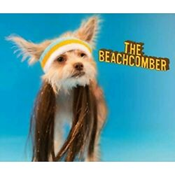 Mullet On The Go Dog Edition The Beachcomber Mullet Wig For Dogs