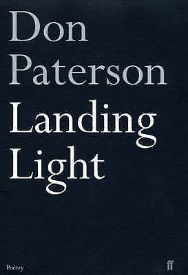 Landing Light by Don Paterson (Paperback, 2004)