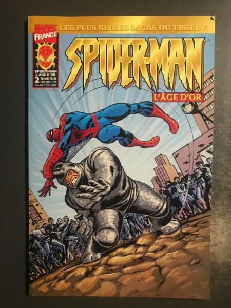 SPIDER-MAN L'AGE D'OR - T2 : juin 2000