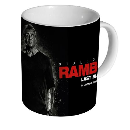 img-Rambo Last Blood Sylvester Stallone Advertising MUG